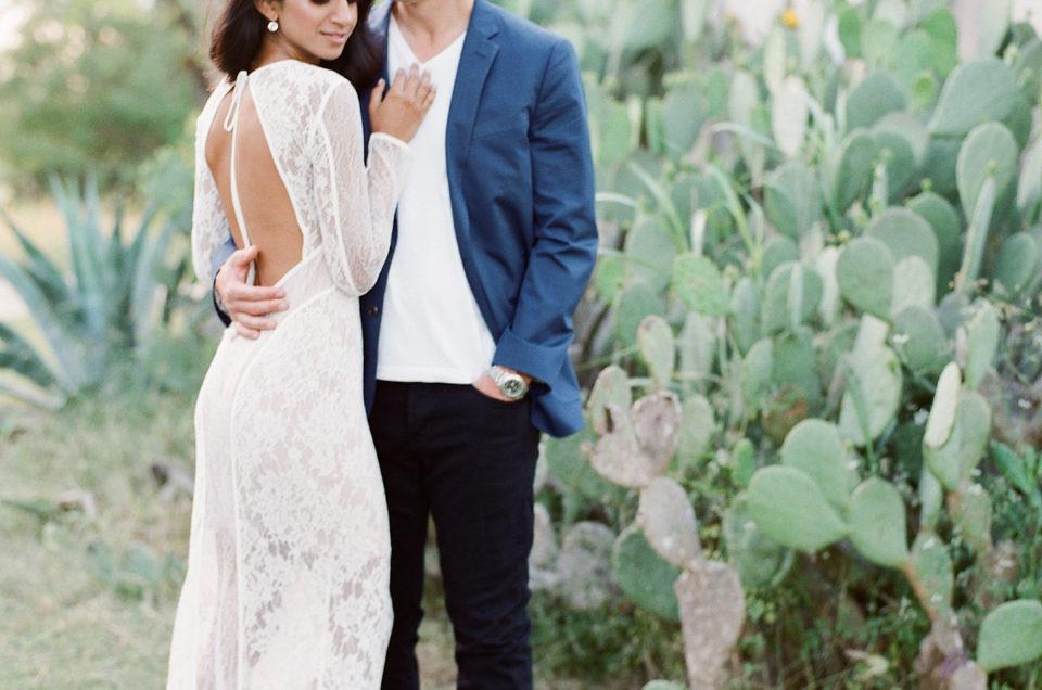 Aman & Justin's Engagement Portraits