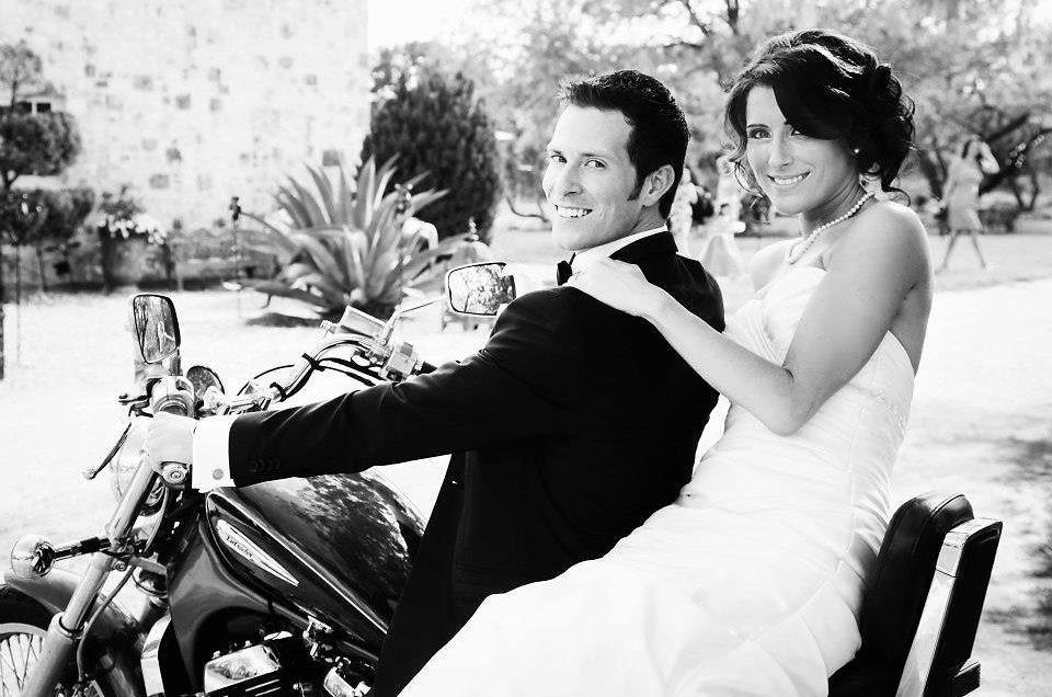 Nina & Mike's April Wedding