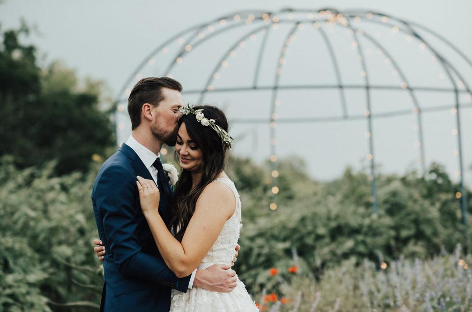 Jenna & Scott's April Wedding